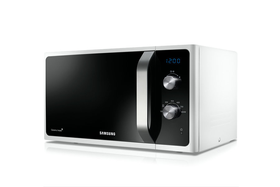 Samsung MS23F300EAW four micro ondes